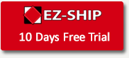 Register for EZ-Ship free 10 day trial